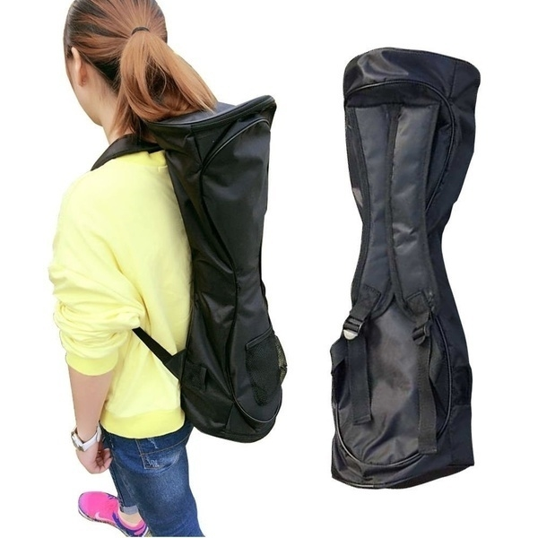 Новый портативный каркас 6.5 / 8 / 10 дюймов с подвесным рюкзаком, несущий мешочек для 2 колес с с электрическим балансом