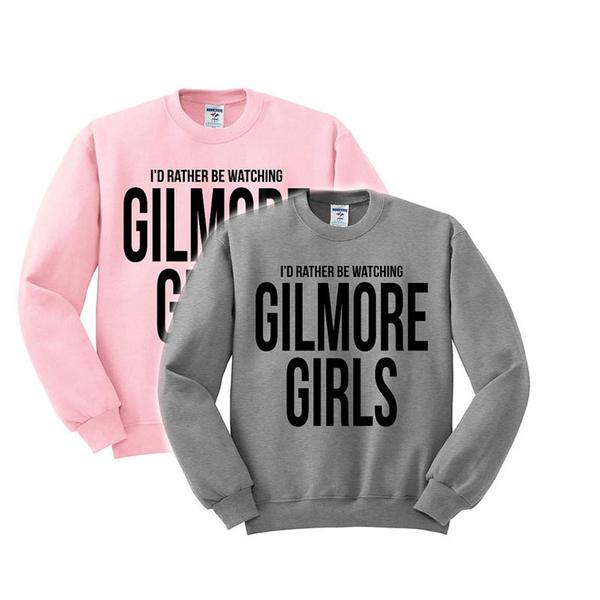 adc3d59de Luke's Diner Crewneck Gilmore Girls TV Show Hoodie Sweatshirt Shirt ...