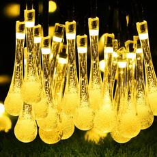 lumière, ceremonie, Waterproof, guirlandelumineuseavec30led