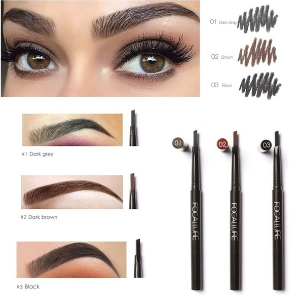 Picture of Naked Makeup Contour Palette Cosmetic Waterproof Eye Brow Maquiagem Eyeliner Eyebrow Pencil