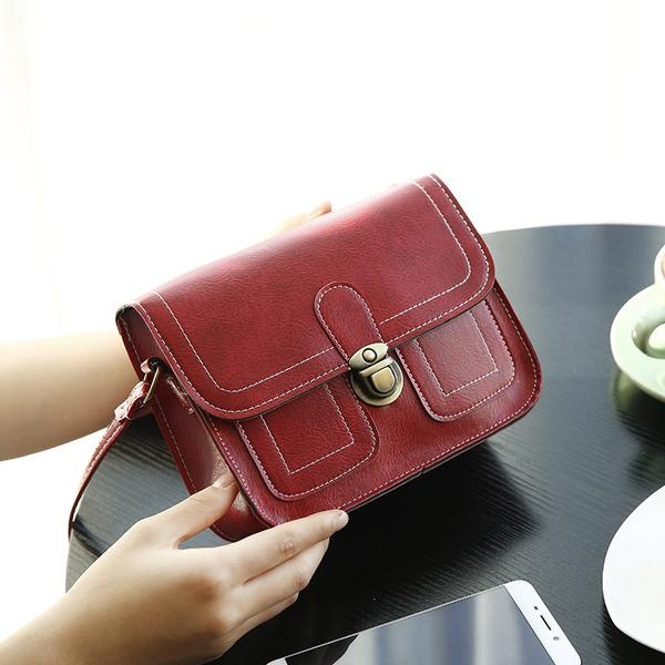 Picture of Lady Vintage Fashion Mini Single Shoulder Bag Envelope Bag Phone Bag