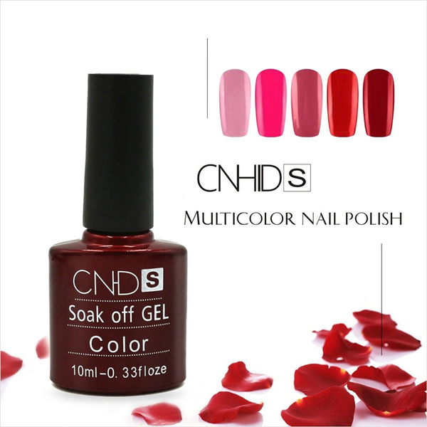 Picture of 1pc Nail Gel Polish Uvled Shining Colorful 10ml Long Lasting Soak Off Varnish Cheap Manicure