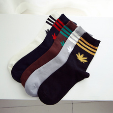 Underwear, Cotton Socks, Winter, Men