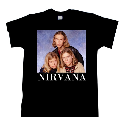 Funny T Hanson Band Nirvana Parody Shirt thdxosrCBQ