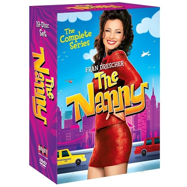 The Nanny: The Complete Season 1 - 6 TV Series DVD - 19-Disc Box Set