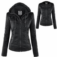 hooded, winterjacketwomen, Coat, ladiescoat
