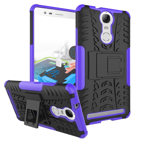 TPU PC Armor Hybrid Case Cover For Lenovo Vibe S1 Purple Source · 13 8
