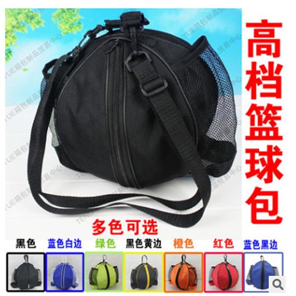 FakeFace Durable Professional Basketball Football Soccer Volleyball Carrier Holder Waterproof Sports Equipment Ball Bag Handbag