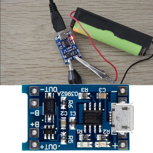 usb, 18650lithiumbattery, charger, Module