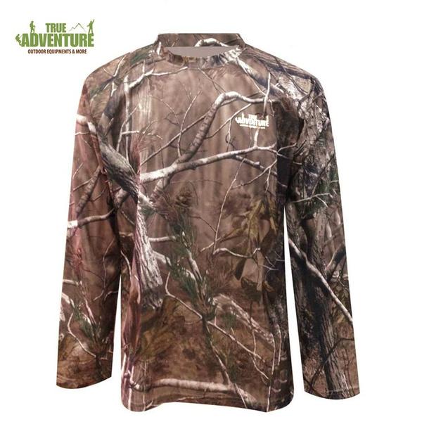 Plus Size, Hunting, Hiking, Long Sleeve