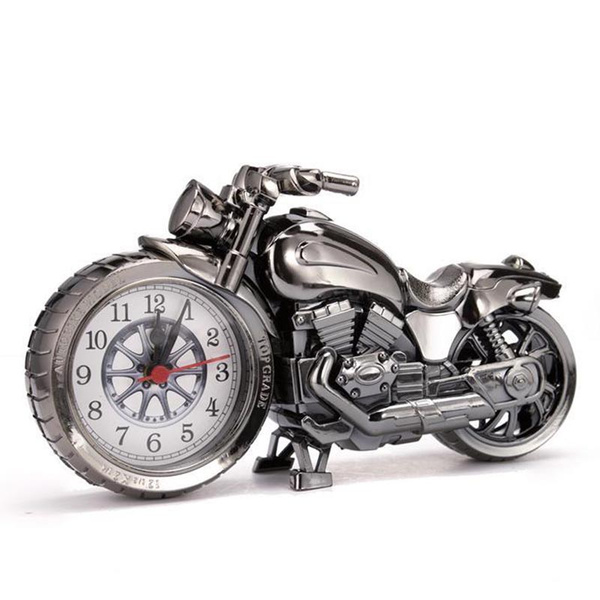 coolclock, motorbike, Gifts, Clock
