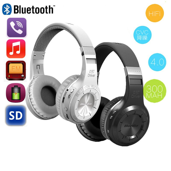 Wish Bluedio Stereo Auriculares Bluetooth Headset Wireless