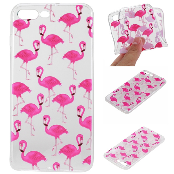Picture of Flamingos Patterned Clear Soft Tpu Case Cover For Iphone 5 5s Se 6 6s 6plus 7 Plus /Samsung S8 S8 Plus S7 S7edge A31617 A51617 J3151617 J5151617 J717 /Huawei P9 Lite P8 Lite2017 Y5ii 5c Honor 8 6x/sony E5 Xa Xz X Compact /Asus Ze552kl Ze520kl Zc520tl Zc551kl /Google Pixel Xl