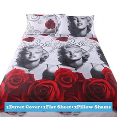 Cotton, bedsheetset, Bedding, Home textile