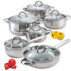 Steel, Home & Living, Stainless Steel, Home & Kitchen