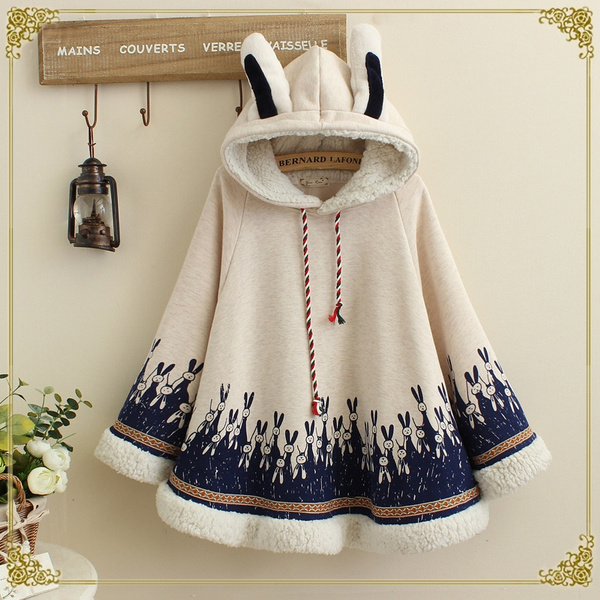 winterfleececloak, ladieswintercloak, ladieswinterfleececoat, cute