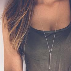 lariat, mujer, Jewelry, Chain