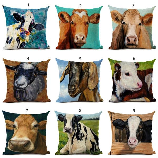 case, Home & Kitchen, Home Decor, cow