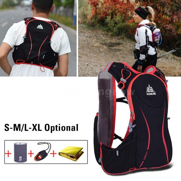 b2389b9b03 Sports & Cycling AONIJIE 5L Outdoor Sport Running Vest Backpack ...