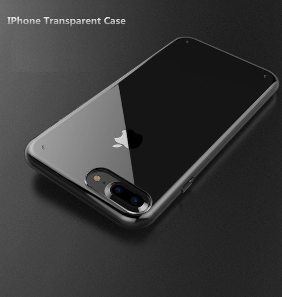 Picture of 0.3mm Ultrathin Iphone 7 Plus Transparent Case Cover For Iphone 5/6/7