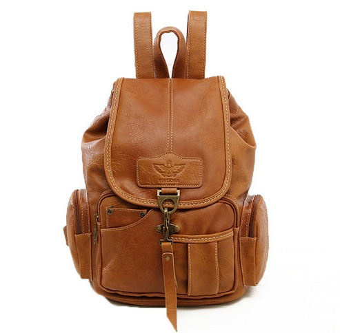 ... Home Women Backpack Vintage Backpacks for Teenage Girls Fashion Travel  Pack Bags High Quality PU Leather ... 9e36486924
