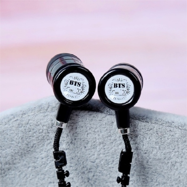 Wish | Kpop Merchandise BTS Zipper Earphone Bangtan Boys Jimin J ...