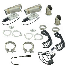 exhaustsystem, Cars, downpipe, electronicsystem