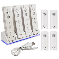 Video Games, 2800mah, Remote, chargerstand