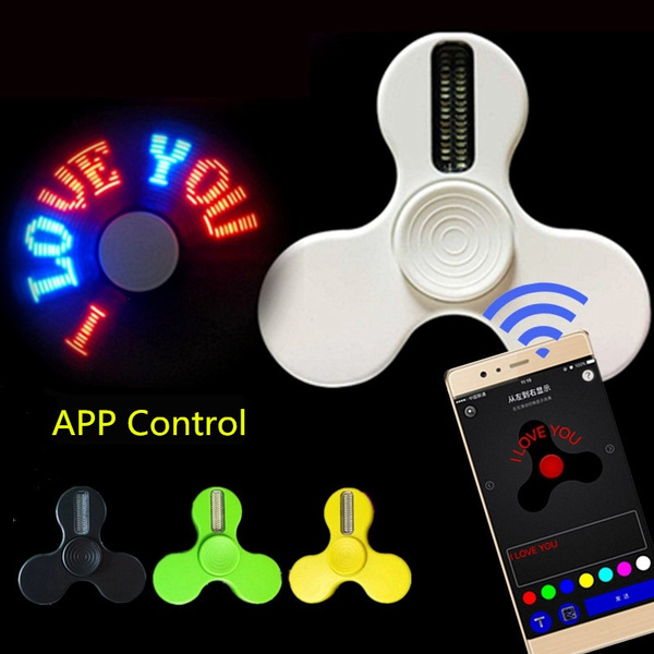 Picture of Focus Toys 3d Printing Edc Fidget Tri-spinner Toy Austism Adhd Education Learning Toys Stress Relief
