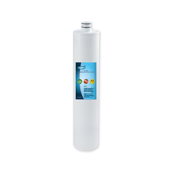 Toppuror Df 04 16 Kdf Gac Coconut Carbon Filter For Tpr Ws03 Standard Special Filter Cartridges Disposable Diy Reverse Osmosis Ro