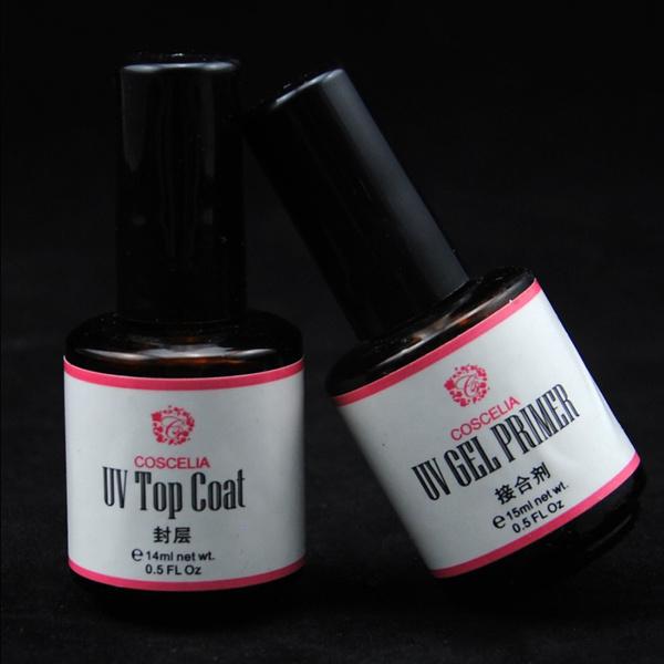 Wish Rose Clair Blanc Gel Uv Nail Kit Gel Polish Led Lampe Nail