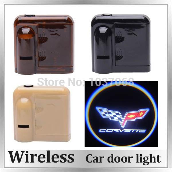 New Car Door Welcome Light Led Laser Ghost Shadow Light Logo
