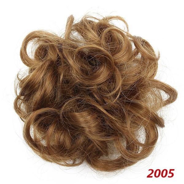 Geek Ladies Tail Hair Extension Hair Twirl Piece Hairpiece