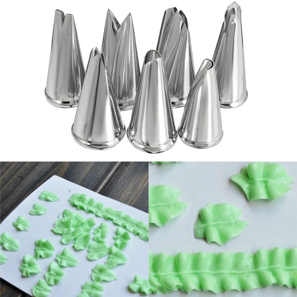 Russian Tulip Rose Icing Piping Nozzles Tips Set Cake Decorating Baking  Tool Home Decor Kitchen Accessories Cake Decorating Supplies