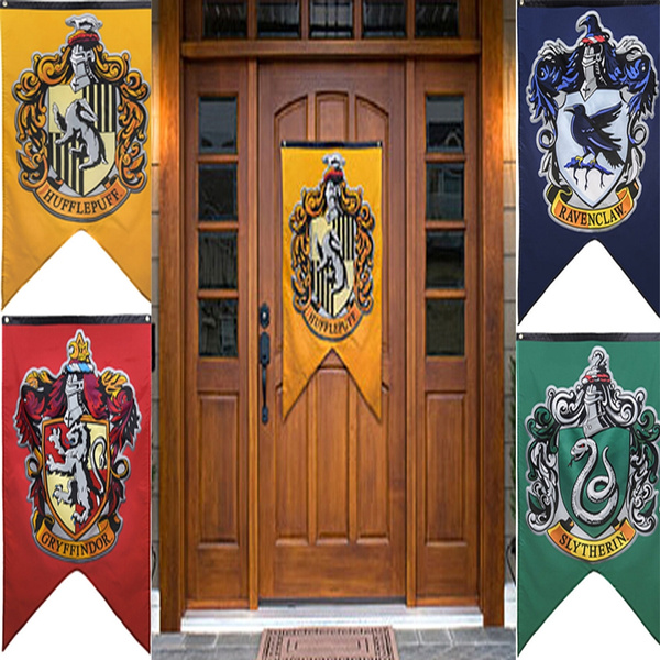 Picture of New Fashion Harry Potter House Banners Decorative Flagsize 0 Is Random Color