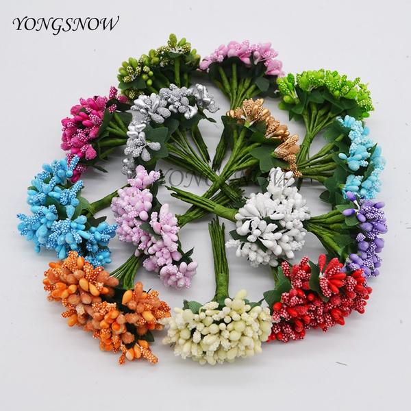 Mini, Decor, Flowers, Colorful