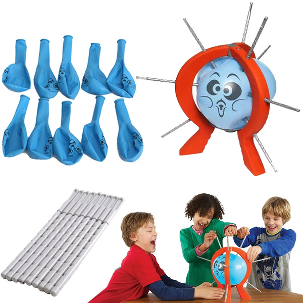 Boom Boom Balloon Party Best Gift Family Board Game Play Creative Wish