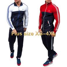 Fleece, Plus Size, mensweatsuit, sweatersuit
