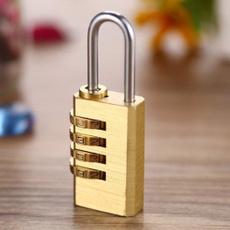 Brass, Mini, suitcaselock, haspslock
