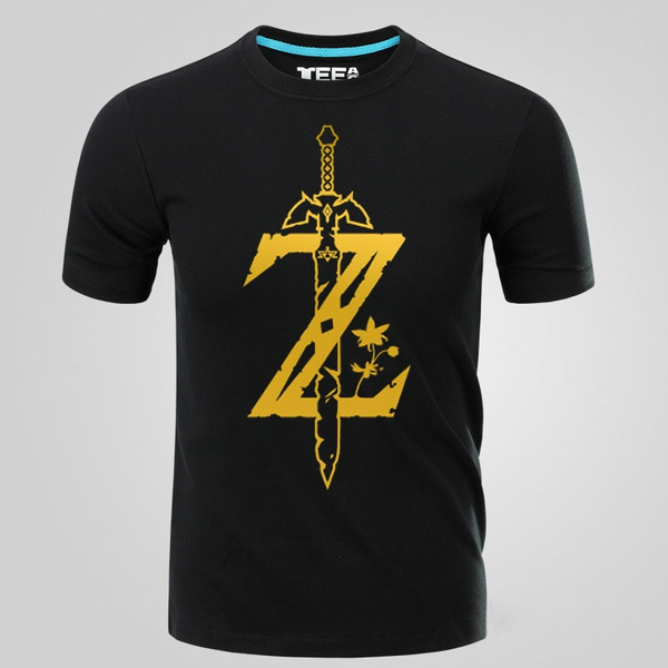 Zelda The Legend Of Zelda Breath Of The Wild Short Sleeve T Shirt Unisex