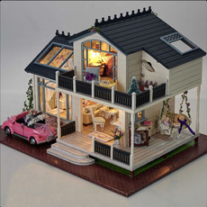 musicboxdollhouse, miniaturedollhousefurniture, puzzletoysforkid, Home & Living