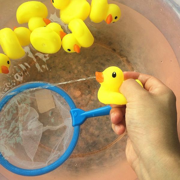 Wish | Rubber Duck Bath Toys