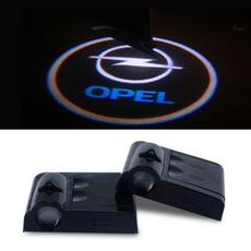 opel, Door, projector, lights