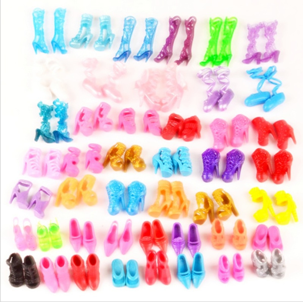 Barbie Doll, Sandals, Gifts, Barbie