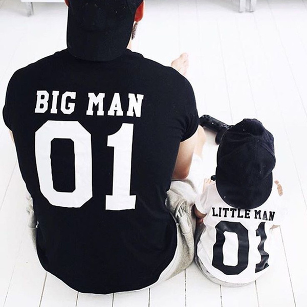 bigman, littleman, Fantastic, Fashion