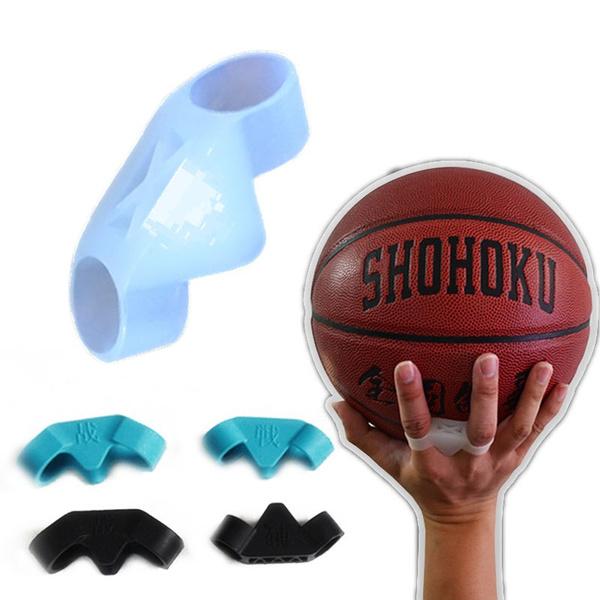 Silicone Shot Lock Basketball Finger Hand Shooting Training Aid Tools