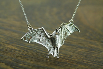 Antique, Bat, Jewelry, Creative Jewelry