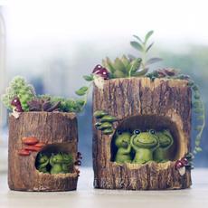 Pottery, Kawaii, jardinbonsai, Flowers
