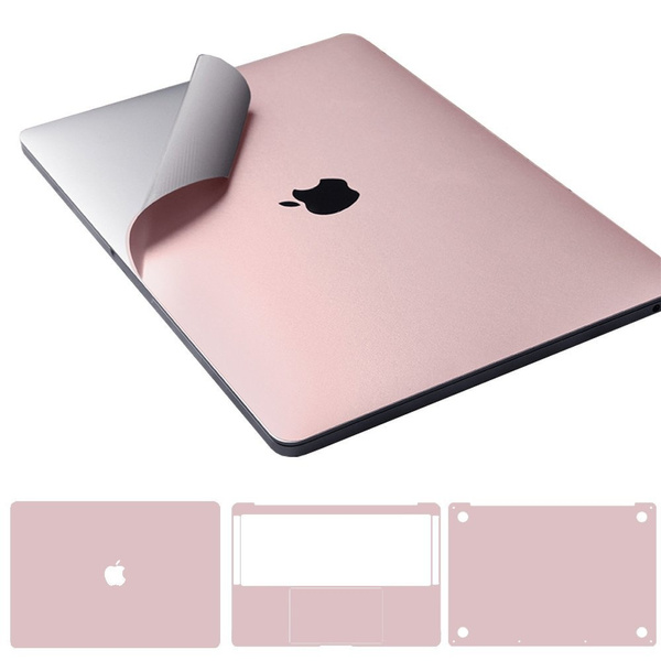 [Trackpad Protector] Full Palm Rest Guard Cover Skin with Wall Protective  Full-cover Vinyl Skin Decal Sticker Cover for Apple Macbook Pro 13-inch 13