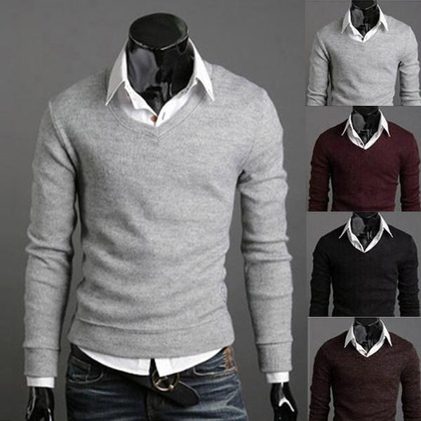 pullovermen, Fashion, Necks, Winter
